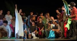 Musical Jesucristo Superestrella  brilla con su presentación