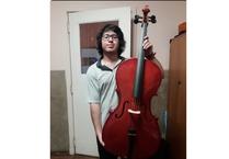 Un nuevo violonchelo para la Orquesta San Ignacio