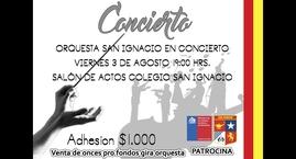 Orquesta San Ignacio en Concierto