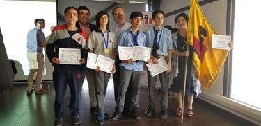 Destacada Participación de Ignacianos en Campeonato Escolar de Matemáticas 2019