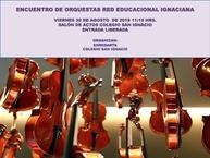 Encuentro de Orquestas de la REI