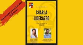Charla Liderazgo - Nueva Fecha