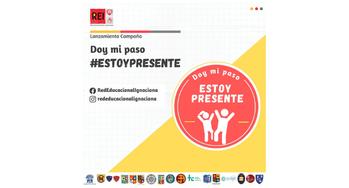 """CAMPAÑA """"Doy mi paso #EstoyPresente"""""""