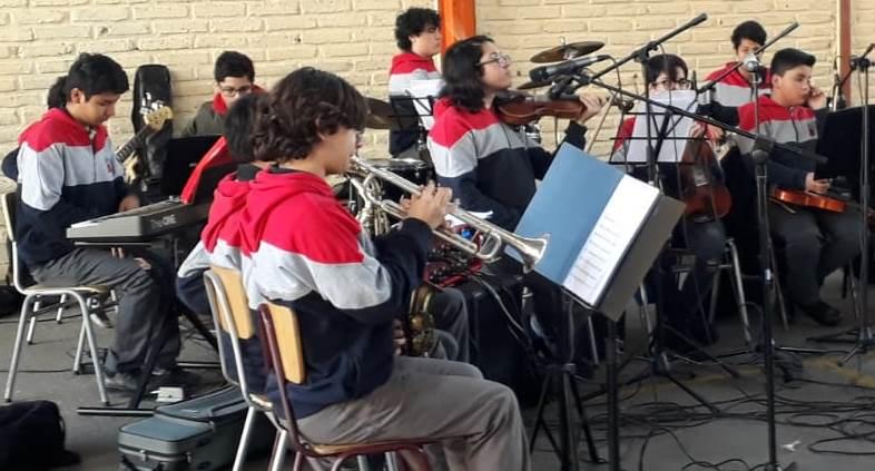 Orquesta San Ignacio en Concierto -  martes 20 de agosto